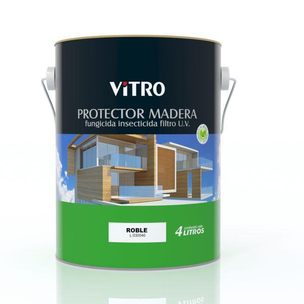 Protector madera VITRO