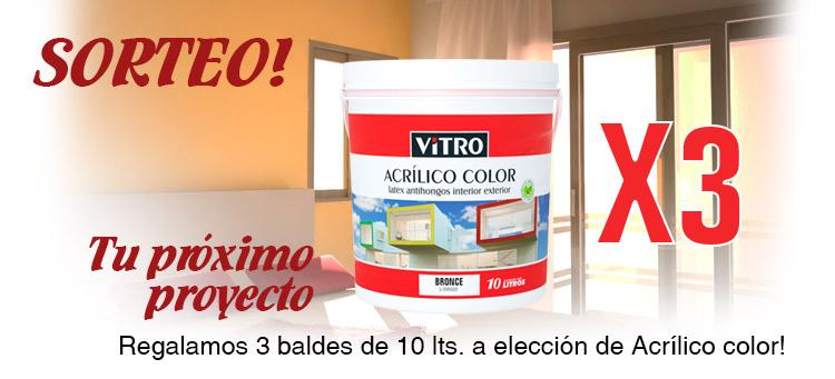 ViTRO - Sorteos